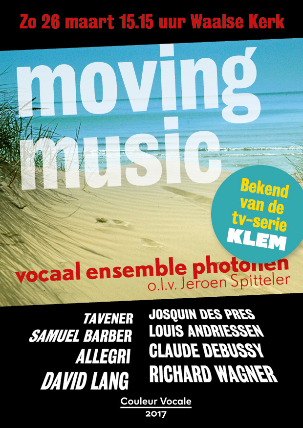 Flyer Moving Music